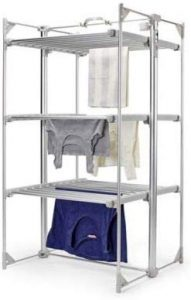 Dry: Soon Deluxe 3-Tier Heated Airer