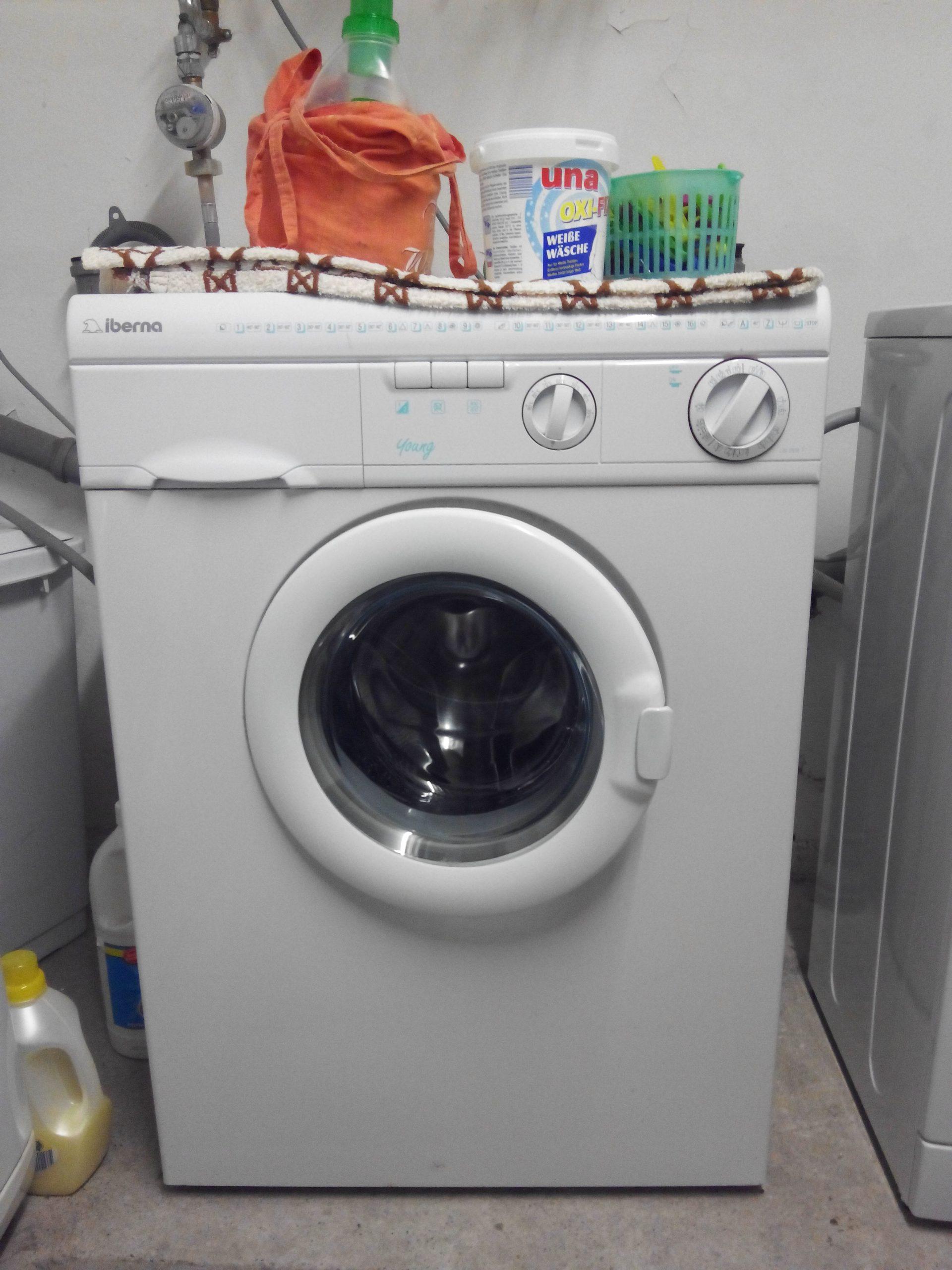 Washing Machine: