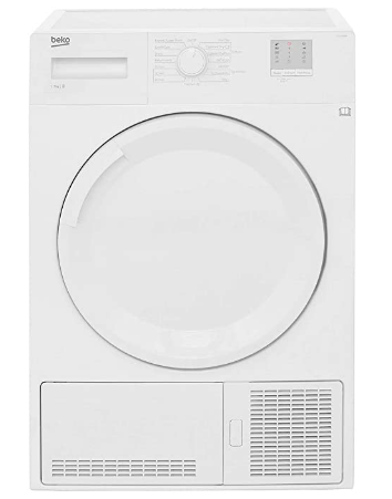 Beko DTGC7000W Condenser Tumble Dryer Review