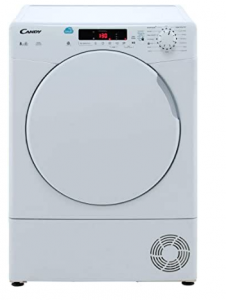 Candy CSC-8DF Condenser Tumble Dryer Review