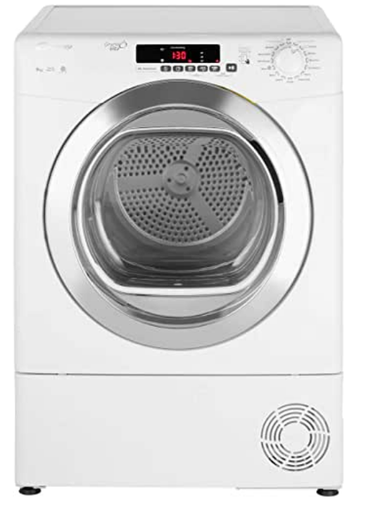 Candy grand-O-Vita GVSC9DCG Condenser Tumble Dryer Review