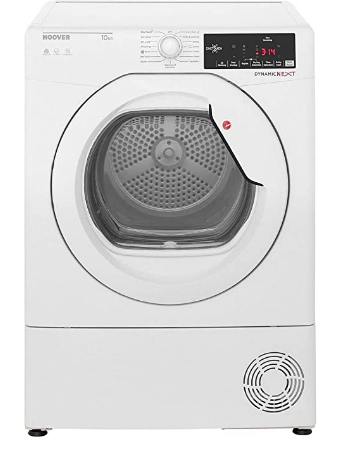 Hoover DXC 10 TD 10 KG Condenser Tumble Dryer Review