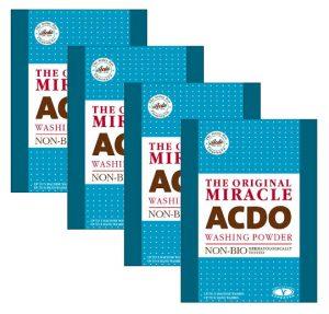 ACDO, The Original Miracle Non-Bio Washing Powder