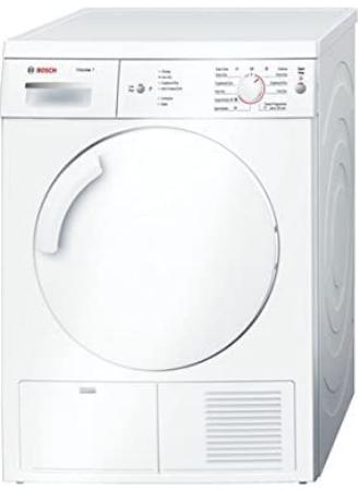 Bosch WTE84106GB Condenser Tumble Dryer