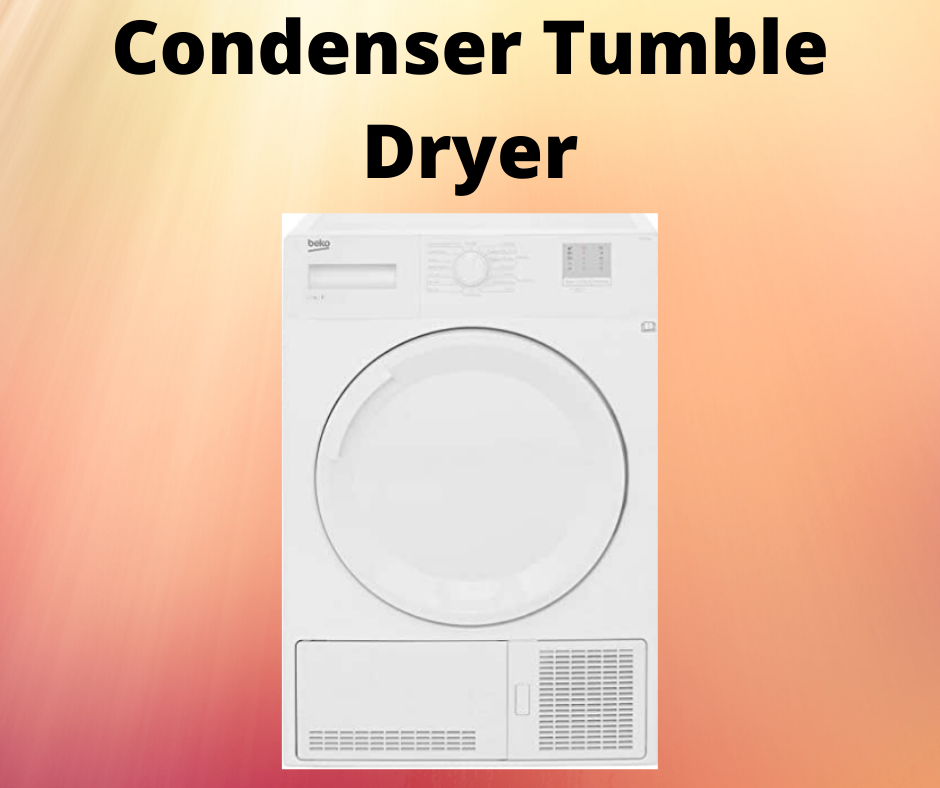 Small Condenser Tumble Dryer
