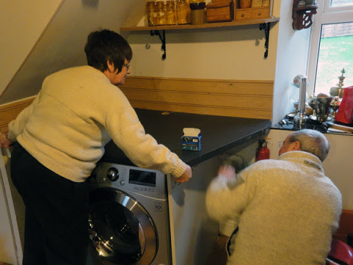 How to Adjust Tumble Dryer on a Room