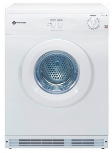 White Knight C44A7W 7 Kilo Grams Vented Tumble Dryer