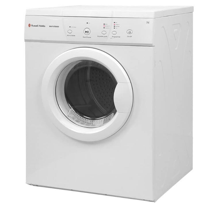 Russell Hobbs RH7VTD500 7Kg Vented Tumble Dryer
