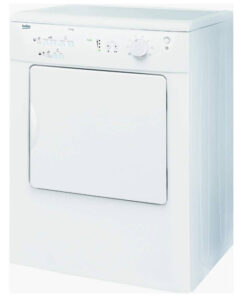 Beko DRVT71W Tumble Dryer with 7kg