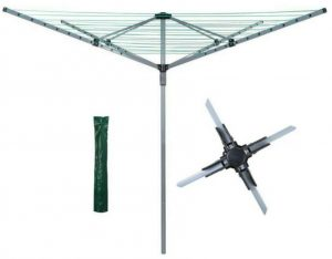 Abaseen Heavy Duty Best Rotary Washing Line