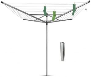 Brabantia Lift o matic Rotary Washing Line